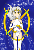 Arceus, the Godess by Kingofsouls