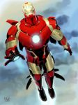 Iron man by thenash654