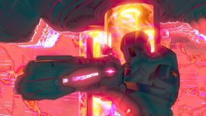 Halo 4 Conflicting Colors by lizking10152011
