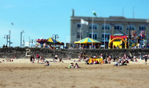 Barry Island by lucyparryphotography