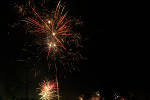 Fireworks by WLiy