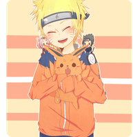 Naruto by pakkuma