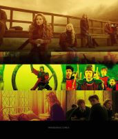 Half blood prince scenes by MarySeverus