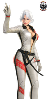 Dead or Alive 5 Christie Render 01 by PimplyPete