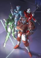 DON's Fembots by hansime