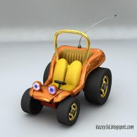 Speed Buggy by Kuzey3d