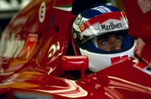 Jean Alesi (Belgium 1994) by F1-history
