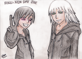 RION DAY by EnzanBlues456