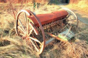 sowing machine by woisvogi