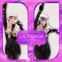 +Photopack Png Lady Gaga by AHTZIRIDIRECTIONER