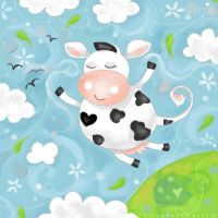 cow heaven by libelle