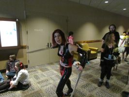 ColossalCon 2012 - Blood Rayne by VideoGameStupid