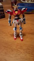 try burning gundam model complete by Aerialbotfan