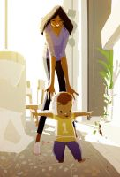 Baby steps by PascalCampion