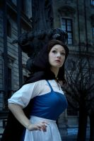 Disney: Belle V by Aigue-Marine