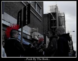 Punk By The Book by Damdidaa