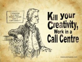 call-centre side effect by peileppe