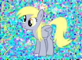 Derpy Hooves by jazzy-rose-hxc