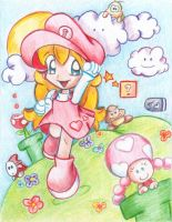 Super Peach World 2 by bchan