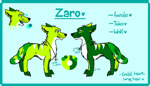 Zaro Ref by Lalaloraa