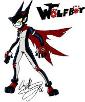 Wolfboy by DF16