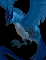 Articuno for the Hubs by dragonictoni