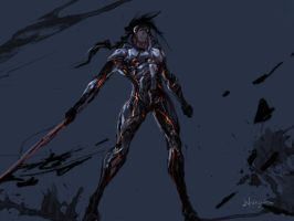 cyborg concept by Norbu341