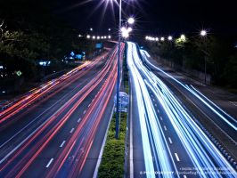 Kelana Jaya Night by fannfan