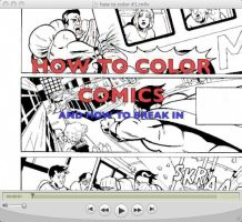 how to color comics 1of 5 by westwolf270