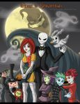 This Is Halloween: Welcome to Halloween Town by Grim-Raider