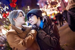 Victuuri - something golden by stormyprince