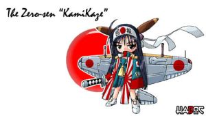 Wallpaper Japan Aircraft-tan by hadoc