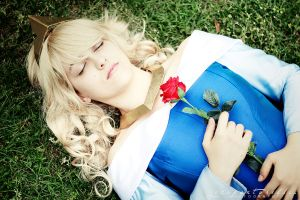 Sleeping beauty by rotschwarze