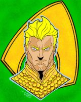 Aquaman symbol series1 by jamart2013