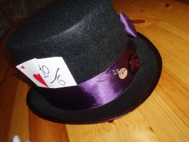 AiW Cosplay-The Hat :3 by Luny-san