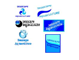 Seascape aquaculutre logo by ford05