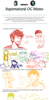 spn OC meme - Dallassssssss by sock-monkeys