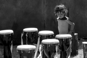 Drummer Kid by tracy-Me