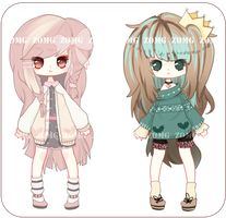Open | Cute Girls Adopts by zomgO3O