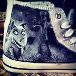 Tim burton Shoes side 4 by loudsilence21