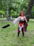 Erza Scarlet (Fairy Tail) - Cos-Parken 2013 by Groucho91