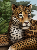Jaguar by DragonosX
