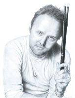 Lars Ulrich by Polaris279