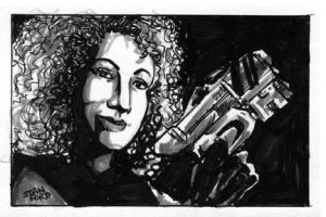 AlphaBabes River Song by jdstanford