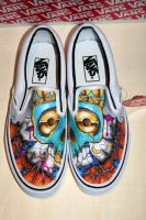 customized vans by graynd