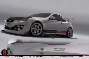 Chapter 11 Genesis Coupe by Mechis