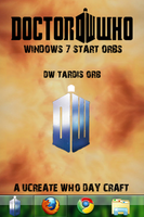 Doctor Who Win 7 Orb by MiniDoc569