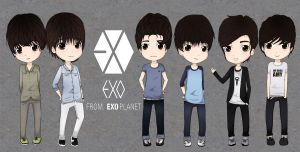 EXO-K by Shortiepower