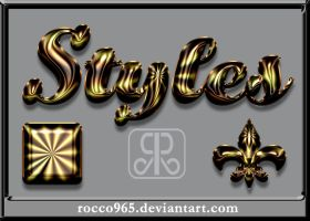 Styles 1344 by Rocco 965 by Rocco965
