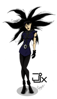 Gurps superhero character concept by tarynsgate